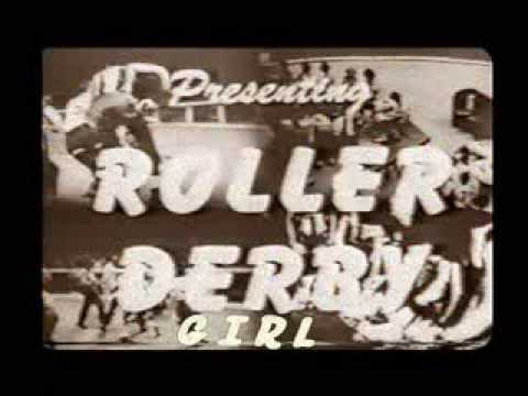 Roller Derby Girl - The Seething Coast