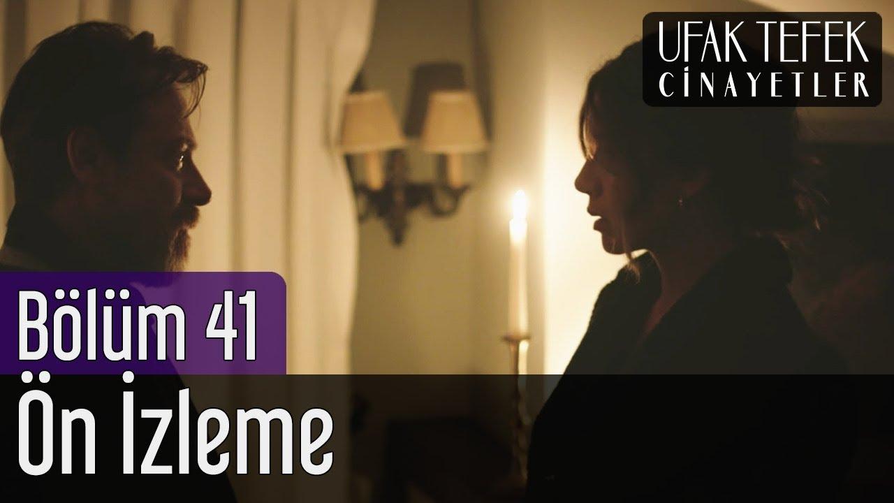 Ufak Tefek Cinayetler 41. Bölüm - Ön İzleme