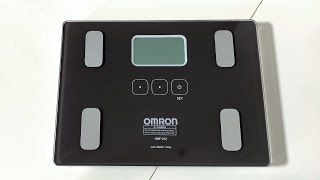 omron body composition monitor HBF 212
