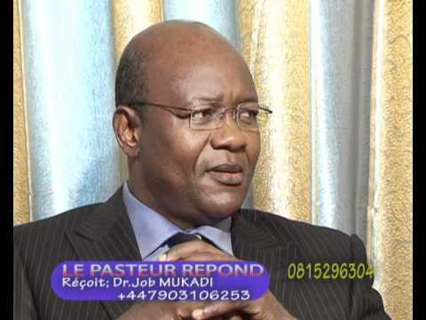 Download Dr. Job Mukadi - Le Pasteur Repond -1 (2010)