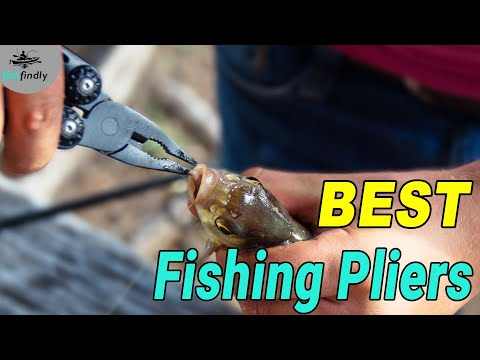 Best Fishing Pliers of 2019: (Saltwater and Fly Fishing) Reviewed & Rated