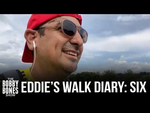 Eddie's Walk From West Virginia To Tennessee Diary: Six