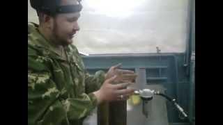 Влагоотделитель (маслоуловитель) для компрессора своими руками