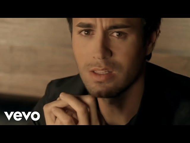 Enrique Iglesias - Donde Estan Corazon (Official Music Video)