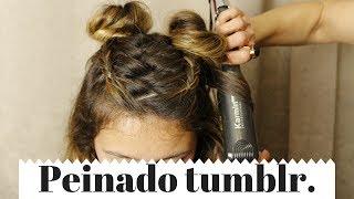Peinados Para Cabello Corto Paso A Paso Tumblr