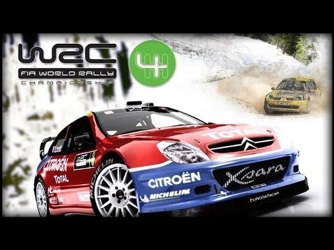 WRC 4 FIA World Rally Championship HD Gameplay (M)(HUN)