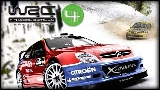 WRC 4 FIA World Rally Championship HD Gameplay (M)(HUN)