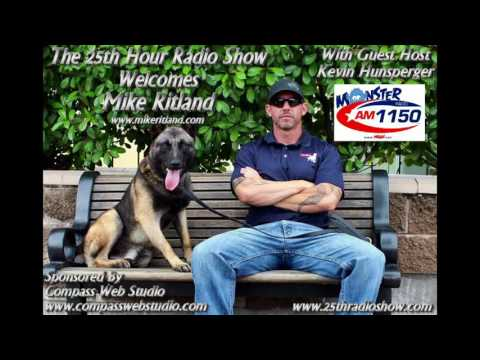 Mike Ritland - Former Navy SEAL/Naval Special Warfare Canine Trainer - Founder Trikos International