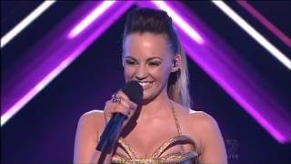 Samantha Jade - Live Show 2 - The X Factor Australia 2012 - Top 11 [FULL]