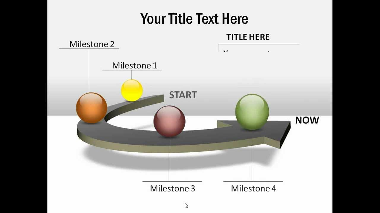3d Star Diagram Template For Powerpoint Is A Making How To Create Glossy Ball In Youtube