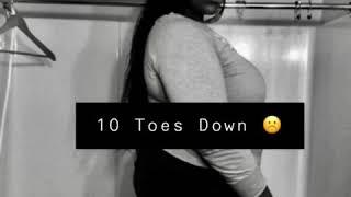 10 Toes Down Challenge (Prod. BubbaGotBeatz)
