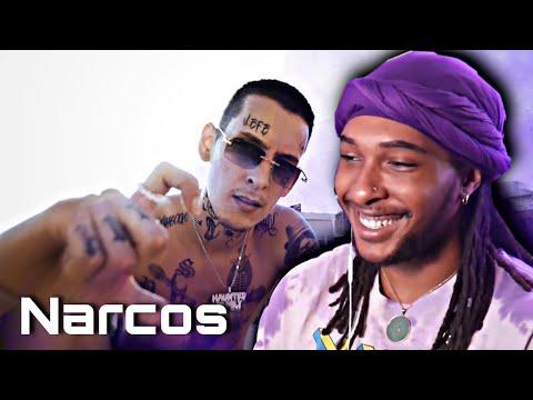 Американец Слушает: Kizaru- Narcos (Prod. by YG Woods) ПЕРЕВОД Иностранец слушает Кизару Narcos