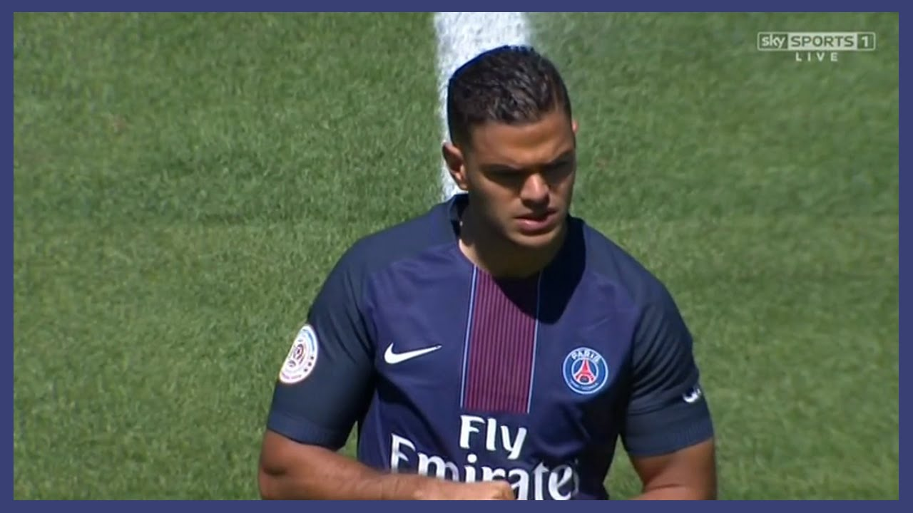 Hatem Ben Arfa vs Inter Milan Neutral 25 07 2016
