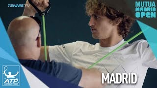 Fascinating Fitness With Zverev's Fitness Coach Jez Green