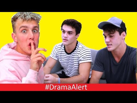 Jake Paul EXPOSED by The Dolan Twins! #DramaAlert KSI leaked NetNobody's Diss Track!