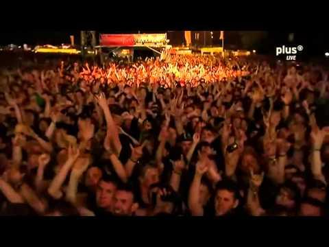 Rammstein - Ich Will [ Rock-am-Ring 2010 ]