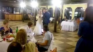 Калининградская область, п. Мушкино. Интересно очень. Песня невесты на свадьбе.mp4
