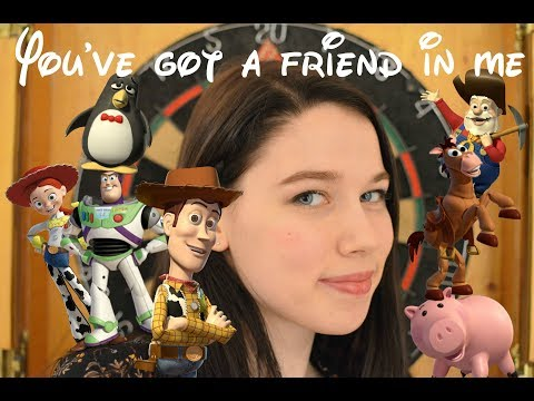 Toy Story - You've Got a Friend in Me - Disney cover by Lauma  - Live Mat&Lau duo