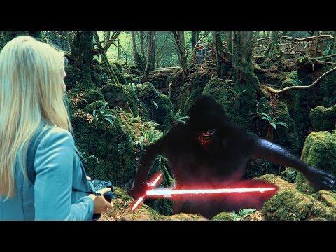 VISITING A STAR WARS FILM SET - Puzzlewood
