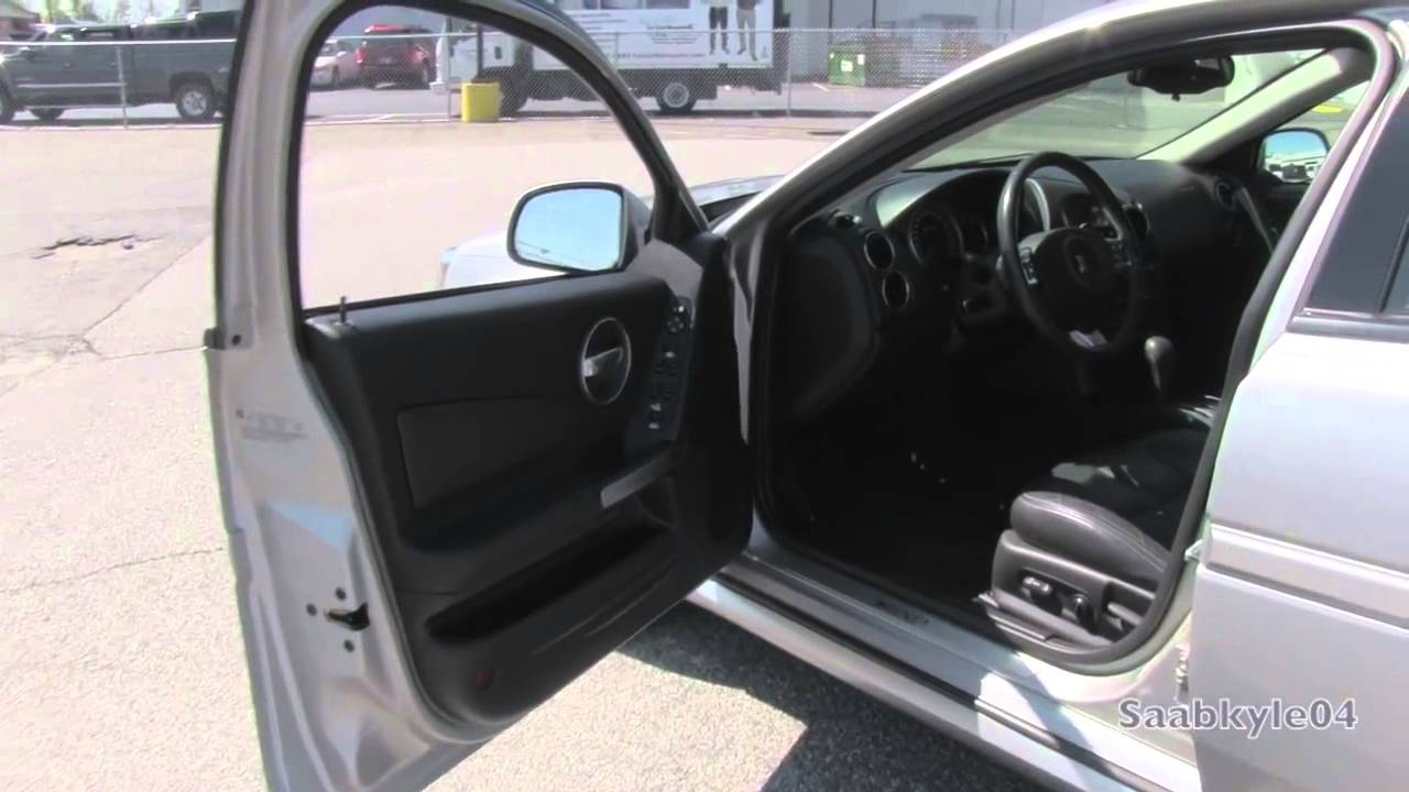 2008 pontiac grand prix gxp v8 start up exhaust and in depth review 2015