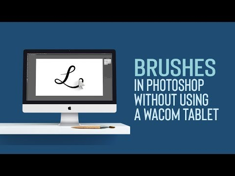 ILLUSTRATOR TUTORIAL | How to Use Brushes Without a Wacom Tablet thumbnail