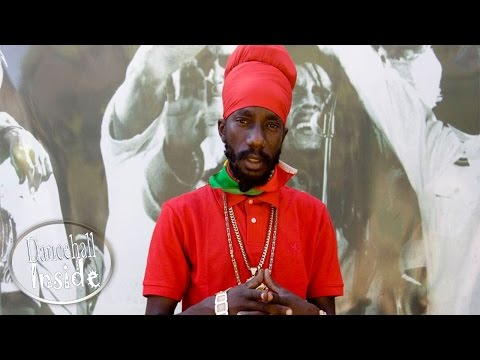 Sizzla - Jah Love Is Real [Santiago Riddim] April 2017
