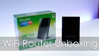 TP-Link Archer C20i Unboxing Budget Dual Band WiFi AC Router