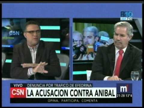 C5N - Minuto Uno: Entrevista a Alberto Fernandez