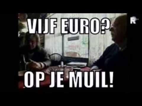 5 Euro? Op Je Muil! (hardstyle)