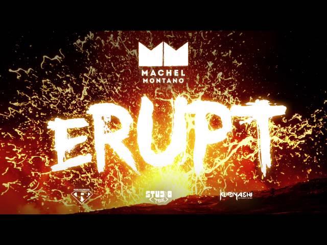 Erupt | Machel Montano ft Laventille Rhythm Section | Soca 2015 | MachelMontanoMusic