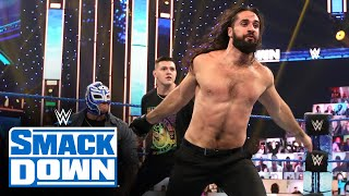 Seth Rollins past catches up to him on SmackDown: SmackDown, Oct. 16, 2020