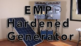 Sol-Ark EMP Hardened Solar Generator