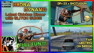 Dynamo with GLITCH GUN || UMP9 + 2x + Shotgun