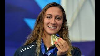 SIMONA QUADARELLA/ La nuotatrice punta già ai Mondiali dopo le tre medaglie di Glasgow
