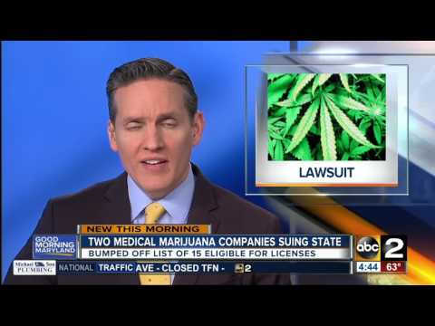 Two companies suing state over medical marijuana license list