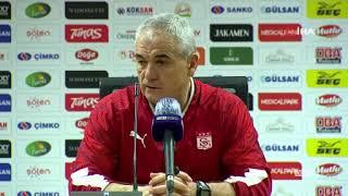 Rıza Çalımbay: Avrupa yolunda iyi bir galibiyet aldık   Gaziantep FK - Sivasspor