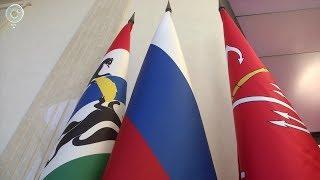 Смотреть видео Власти НСО и Санкт-Петербурга подписали