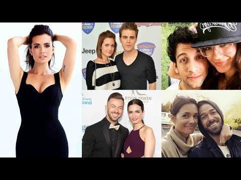 Boys Torrey DeVitto Has Dated  Pretty Little Liars