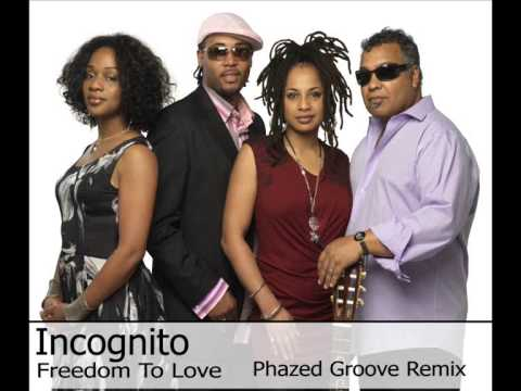 Incognito - Freedom To Love (Phazed Groove Remix) 2013