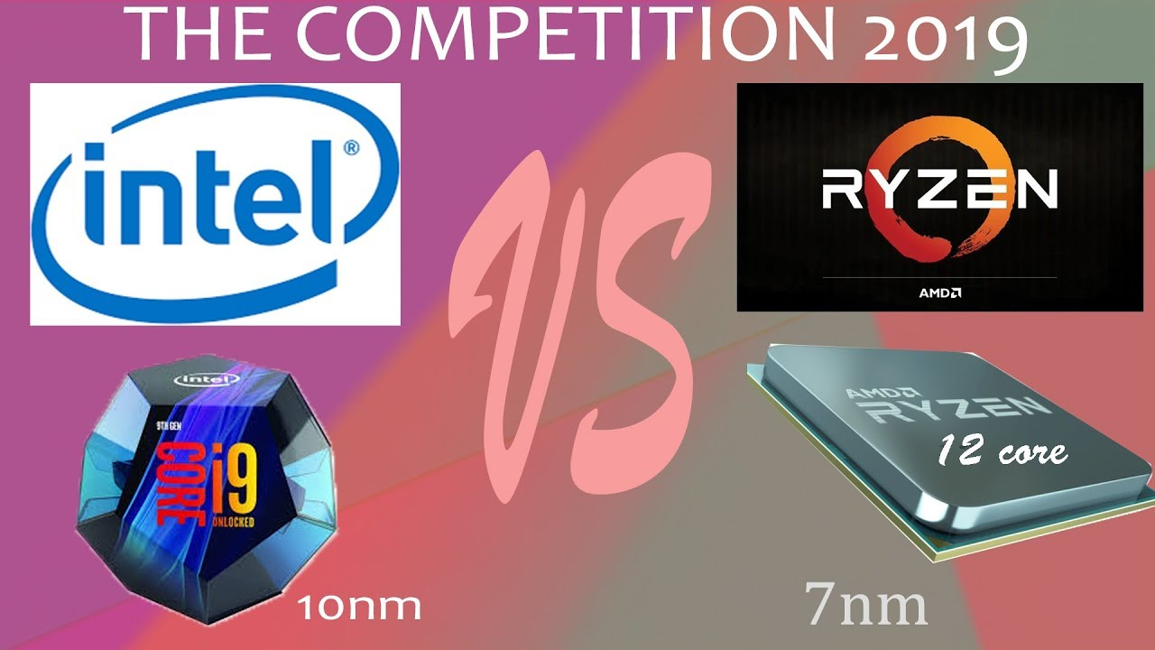 Gaming pc Hardware 2019 Roadmap And 2018 rewind - CPU Roadmap - AMD vs  Intel 2019 #tech #amdvs#intel