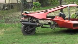 motorok és a quad próba