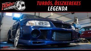 Totalcar Erőmérő: Turbós, összkerekes legenda [ENG SUB]