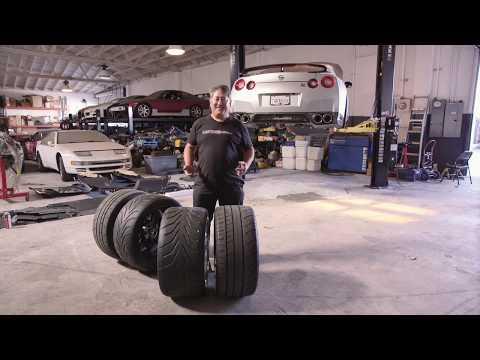 IMPROVING the R35 GT-R! Part 5 - Advan Wheels & Toyo Tires Mp3