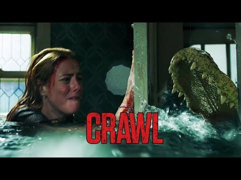 Ozzy Man Reviews: CRAWL Exclusive Movie Scene