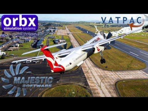 Vatpac Spilled Milk Run Monday, Majestic Q400 To Launceston