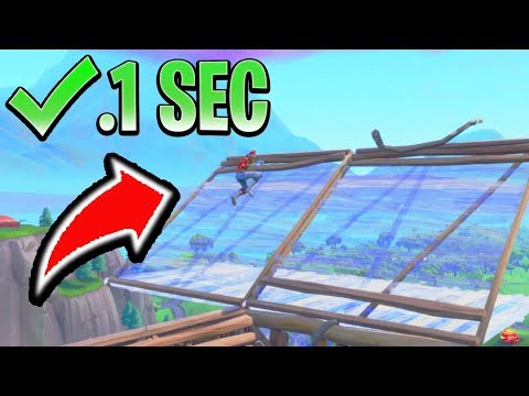 QUICK Tips to BUILD FAST on Console! How to Build Faster in Fortnite  (Ps4/Xbox Building Tips)