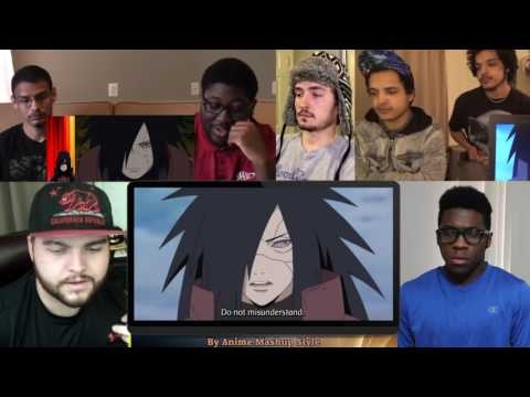 Madara Uchiha Vs. Shinobi Alliance Reactions Mashup