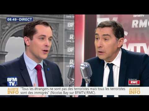 Nicolas Bay face à Laurent Neumann en direct