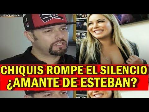 La Chiquis Rivera ROMPE EL SILENCIO aclara si fue AMANTE de Esteban Loaiza  SU REACCIÓN DEJÓ DUDAS