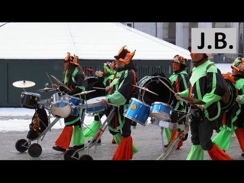 Street music festival in Salzburg, AUSTRIA